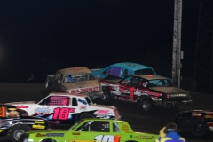 Boone Speedway racing action from Saturday, April 23, 2011.
