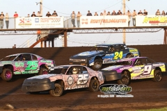Stock Car action at Boone Speedway on Saturday, April 20, 2013.