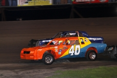 Boone Speedway Racing Action from April 30, 2011.