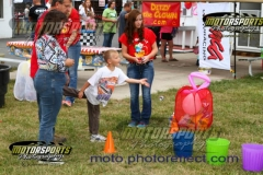 Carnival games were a part of Family Fun Night at Boone Speedway on Saturday, August 10, 2013.