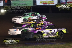 IMCA Stock Car action at Boone Speedway on Saturday, August 10, 2013.
