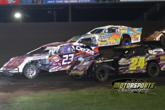 Boone Speedway track action from Saturday, August 13, 2011.
