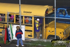August 20, 2011 School Bus Rides