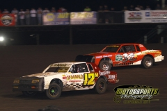 Boone racing action from Saturday, August 20, 2011.