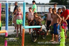 Racing Rascals had fun with water at Boone Speedway on Saturday, August 24, 2013.