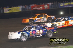 Boone Speedway racing action from Saturday, August 27, 2011.