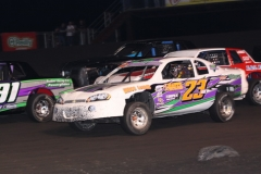 April 9, 2011 Racing Action