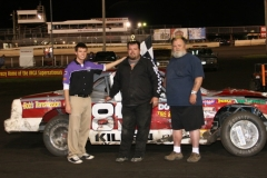 April 9, 2011 Stock Car Feature Winner