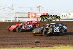 Boone racing action from Saturday, July 16, 2011.