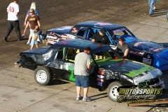 Getting ready to race at Boone Speedway on Saturday, July 2, 2011.