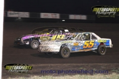 IMCA Stock Car action at Boone Speedway on Saturday, July 20, 2013.