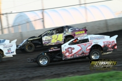Boone racing action from Saturday, July 30, 2011.