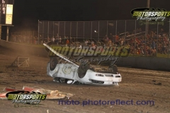 Eve of Destruction at Boone Speedway on Thursday, July 4, 2013.