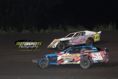 July 7, 2012 SportMod Action