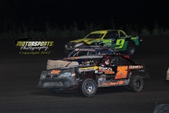 Stock Car Action from July 7, 2012