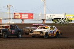 Boone Speedway racing action from Saturday, July 9, 2011.