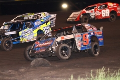 IMCA Northern SportMod action at Boone Speedway on Saturday, June 1, 2013.