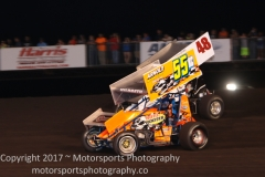IMCA Sprint Car Action