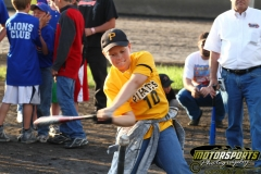 Batter Up! Little League Night was a hit with the kids on Saturday, June 11, 2011, at Boone Speedway.