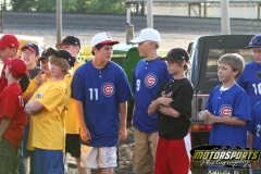 Kids had a blast during Little League Night on Saturday, June 11, 2011, at Boone Speedway.