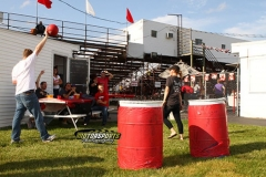 Giant Beer Pong finals were held on Saturday, June 15, 2013. Thank you to everyone that entered the competition!