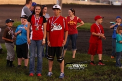 Thank you to all Racing Rascal members who participated in little league night at Boone Speedway!