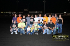 The IMCA Modified division welcomed Mike VanGenderen to victory lane at Boone Speedway on Saturday, June 18, for the second time in the 2011 season.