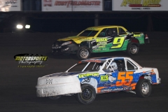 Stock Car Action from June 9, 2012