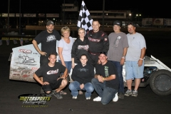 June 9, 2012 Modified Winner Todd Shute