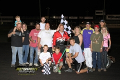 June 9, 2012 Mod-Lite Winner Jeff Stensland