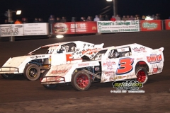 IMCA Northern SportMod action at Boone Speedway on Saturday, May 11, 2013.