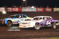IMCA Stock Car Action at Boone Speedway on Saturday, May 11, 2013.