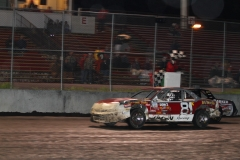 The IMCA Stock Car division saw Randy Killen take the win on Saturday, May 14, 2011, at Boone Speedway.