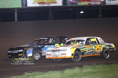 IMCA Stock Car action at Boone Speedway on Saturday, May 18, 2013.