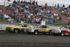 Boone Speedway action from Saturday, May 28, 2011.