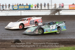 IMCA Late Model Action