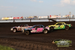 Stock Car action from Saturday, May 5, 2012, at Boone Speedway.