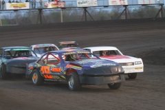 May 7, 2011, racing action at Boone Speedway.