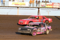 Racing Action from Saturday, April 16, 2011 at Boone Speedway