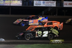 IMCA SportMod action at the 2012 Frostbuster at Boone Speedway on Saturday, April 7, 2012.IMCA SportMod action at the 2012 Frostbuster at Boone Speedway on Saturday, April 7, 2012.