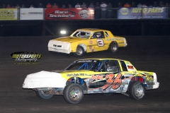 Stock Car Action from August 11, 2012
