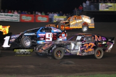 August 18, 2012 SportMod Action