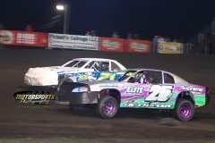 August 18, 2012 Stock Car Action