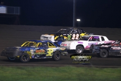 Hobby Stock Action from August 18, 2012
