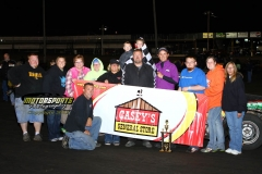 August 18, 2012 Hobby Stock Winner John Watson