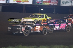 Stock Car Action from August 25, 20120