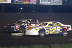 Stock Car Action from August 25, 2012