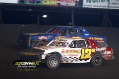 Hobby Stock Action from August 25, 2012