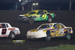 Stock Car Action from August 3, 2012