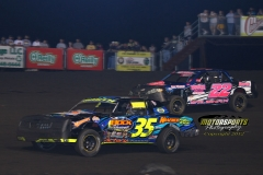 Stock Car Action from August 4, 2012